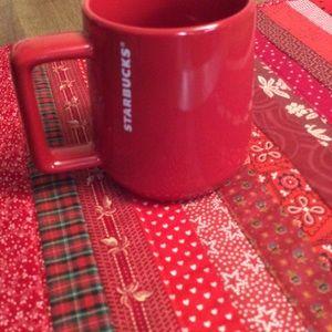 Starbucks mug 2019 Hand Warmer RED